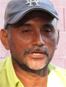 Reyes Cuperada, son of Juan Parada