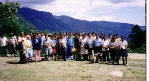 Farmer Members of Coop Jose Gabriel Condorcanqui