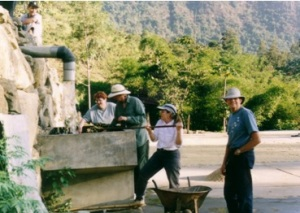 2003 Trip Participants (from left to right): Grace Cox, Olympia Food Coop Bob Gerner, El Cerrito/Berkeley Natural Michelle Franklin, La Montanita Coop Steve Johnson, Markets of Choice Not pictured:   Bill Keogh, BriarPatch Community Food