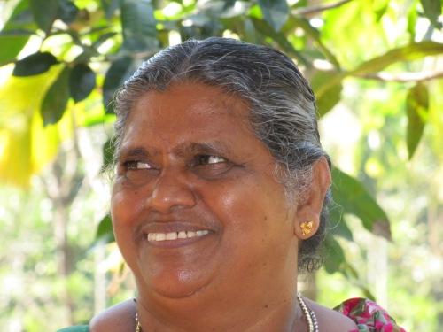 Rosamma John
