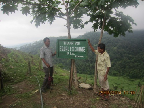 EE sign at Potong